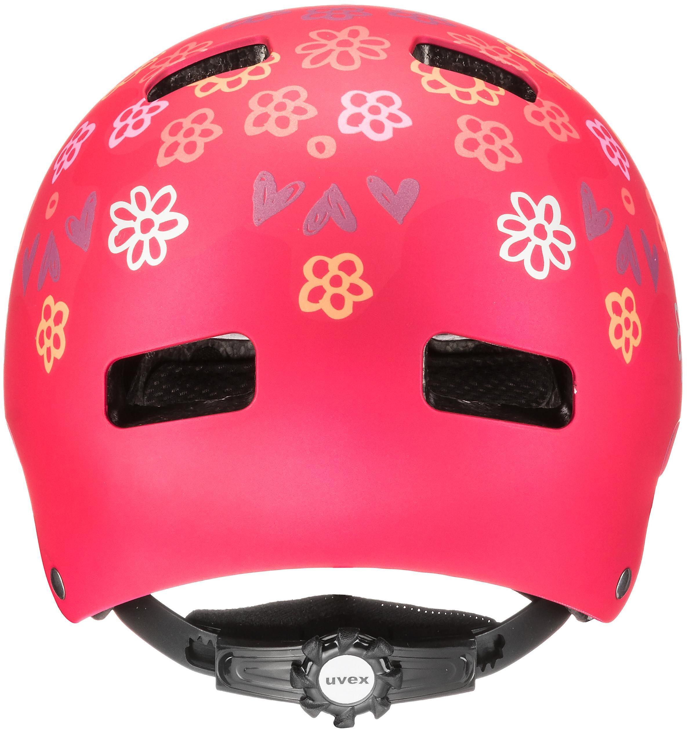 uvex kid 3 cc helmet kinder dark red online bei. Black Bedroom Furniture Sets. Home Design Ideas